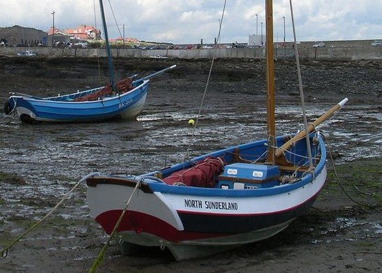 Coble North Sunderland