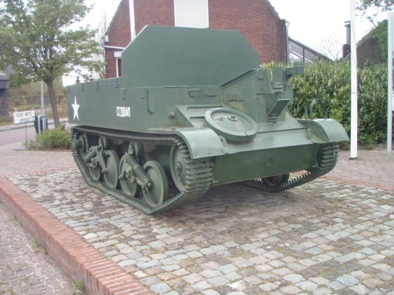 invasie tank