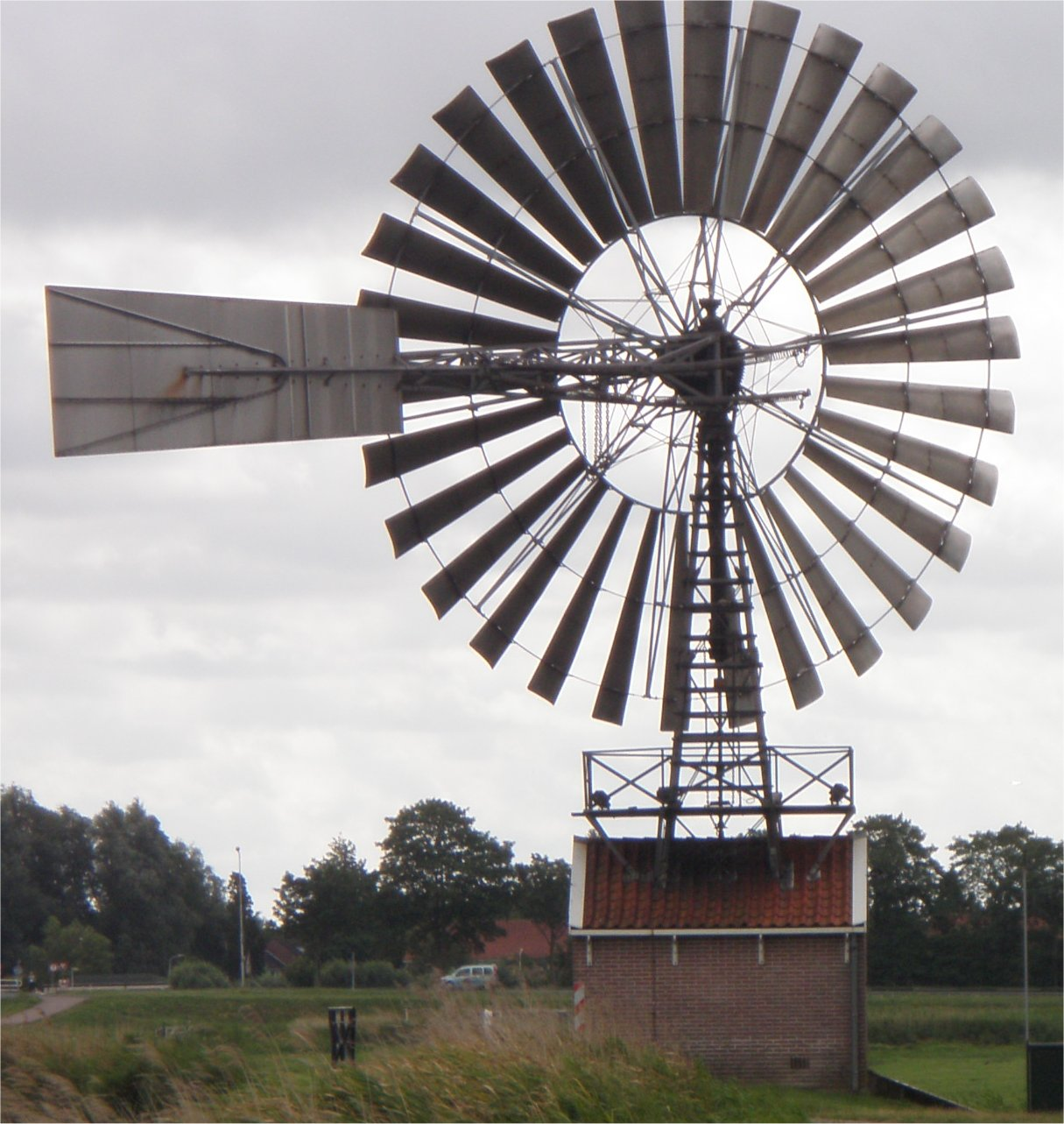 Amerikaanse windmolen